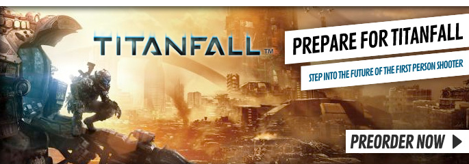 Titanfall Collectors Edition for PC - Preorder Now at GAME.co.uk!