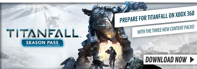 Titanfall Season Pass (X360) for Xbox LIVE - Downloads at GAME.co.uk!