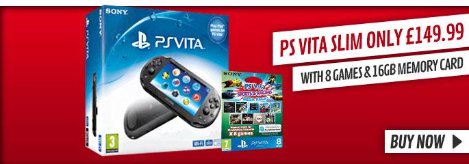 PlayStation Vita Bundles - Buy Now at GAME.co.uk!