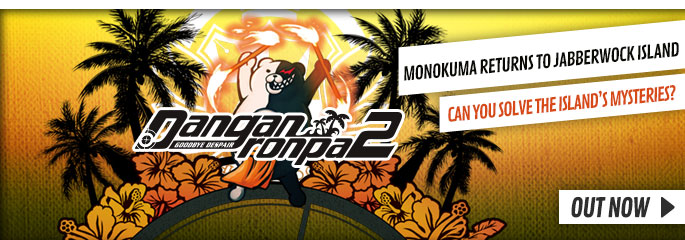 Danganronpa 2: Goodbye Despair for PlayStation Vita - Preorder Now at GAME.co.uk!