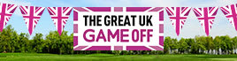 News: The Great UK GAME Off