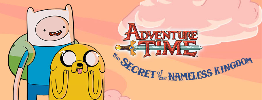 Adventure Time: The Secret of the Nameless Kingdom for Nintendo 3DS - Preorder Now at GAME.co.uk!