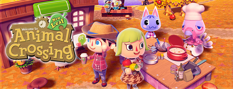 Animal Crossing: New Leaf for Nintendo eShop - Download Now at GAME.co.uk!
