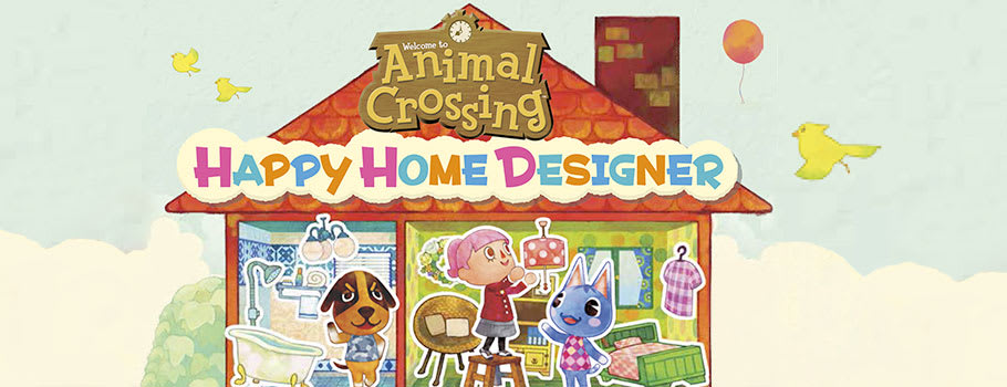 Animal Crossing: Happy Home Designer for Nintendo 3DS - Preorder Now at GAME.co.uk!