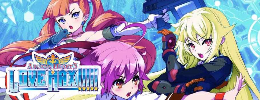 Arcana Hearts 3: Love Max for PlayStation VITA - Preorder Now at GAME.co.uk!