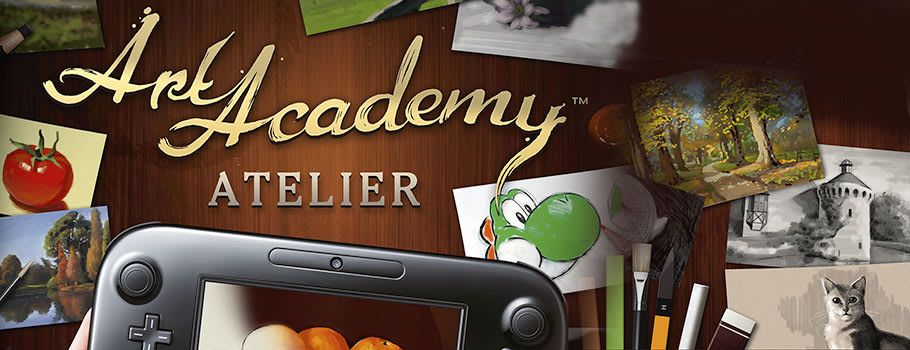 Art Academy Atelier for Nintendo eShop - Download Now at GAME.co.uk!