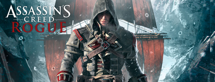 Assassin's Creed: Rogue for Xbox 360 - Preorder Now at GAME.co.uk!