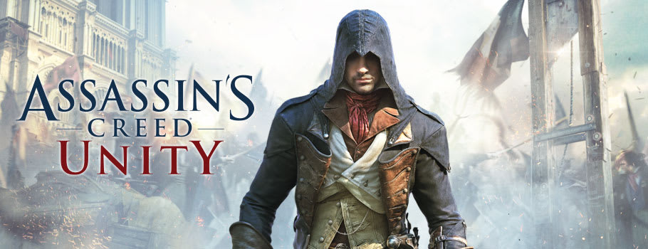 Assassins's Creed: Unity  - Buy Now at GAME.co.uk!