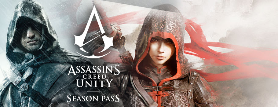 Assassin's creed Unity Season Pass for PlayStation Network - Download Now at GAME.co.uk!