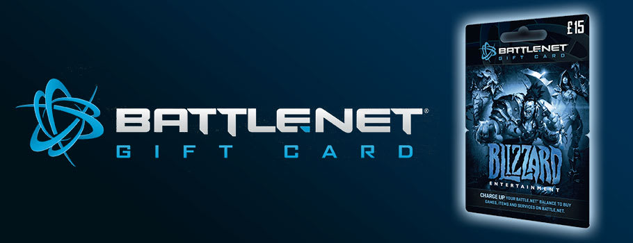 Battlenet Top-Ups - Buy now at GAME.co.uk!