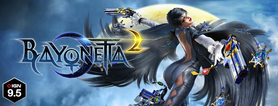 Bayonetta 2 for Nintendo Wii U - Preorder Now at GAME.co.uk!