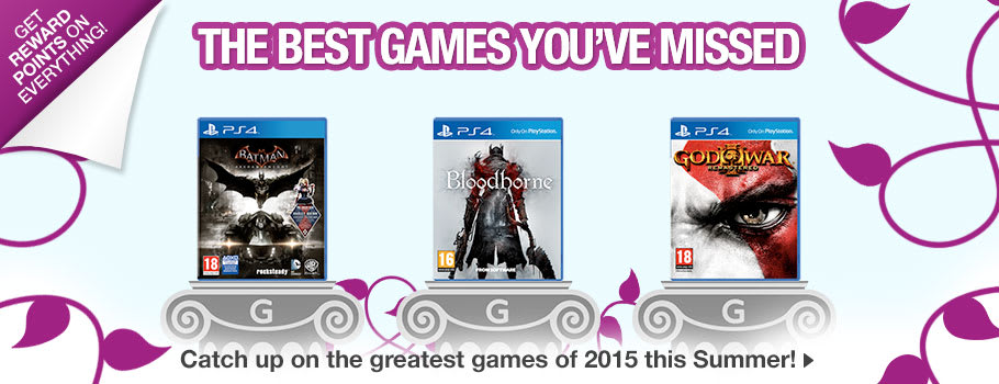 The Best Games You've Missed on Xbox One - Buy Now at GAME.co.uk!