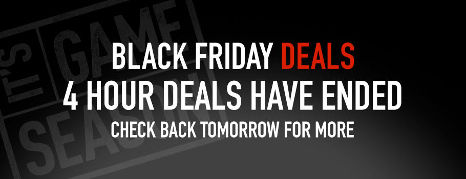 Black Friday 4 Hour Deals - Buy Now at GAME.co.uk!