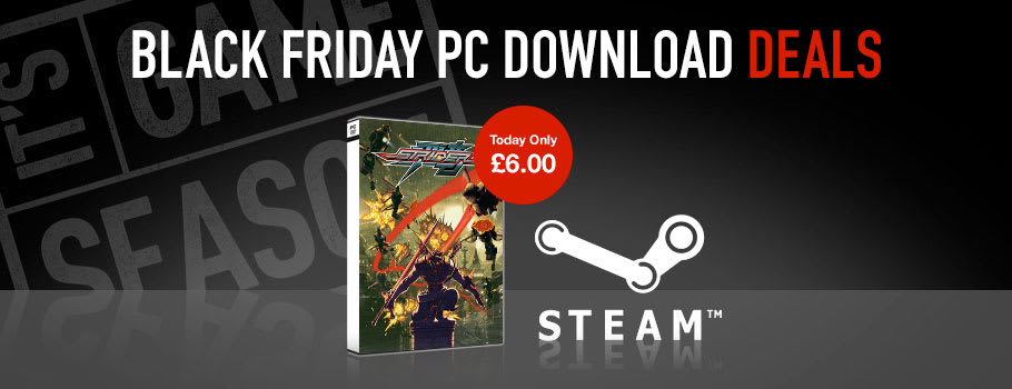 Black Friday Deals for PC Download - Now at GAME.co.uk!