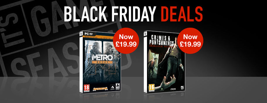 Deals for PC - Buy Now at GAME.co.uk!