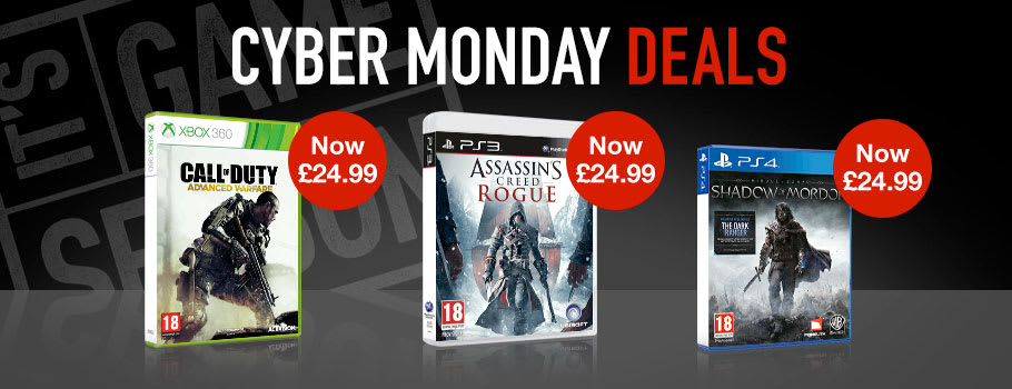 Black Friday - Buy Now at GAME.co.uk!