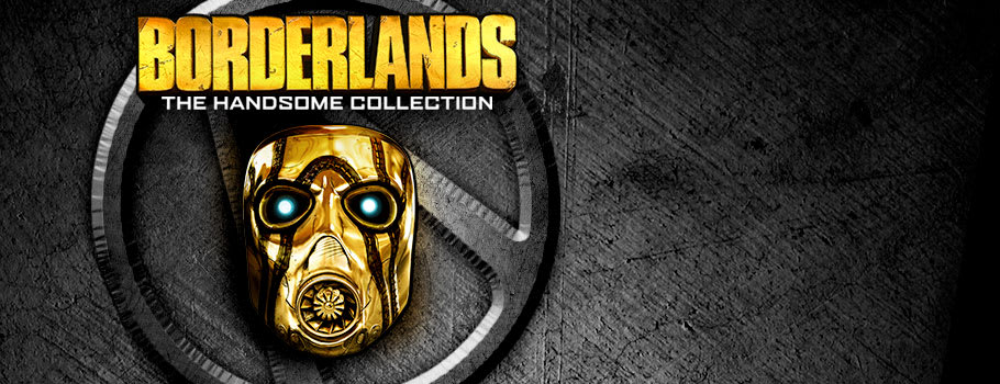 Borderlands Handsome Edition - Buy Now at GAME.co.uk!