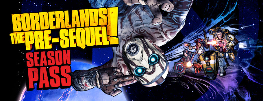Borderlands Pre-Sequel Season Pass for PlayStation Network - Download Now at GAME.co.uk!