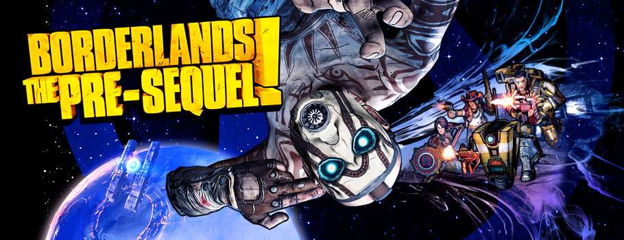 Borderlands: The Pre-Sequel for Xbox 360 - Preorder Now at GAME.co.uk!