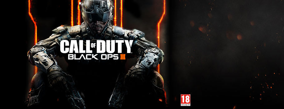 Call of Duty: Black Ops 3 for PlayStation 4 - Preorder Now at GAME.co.uk!