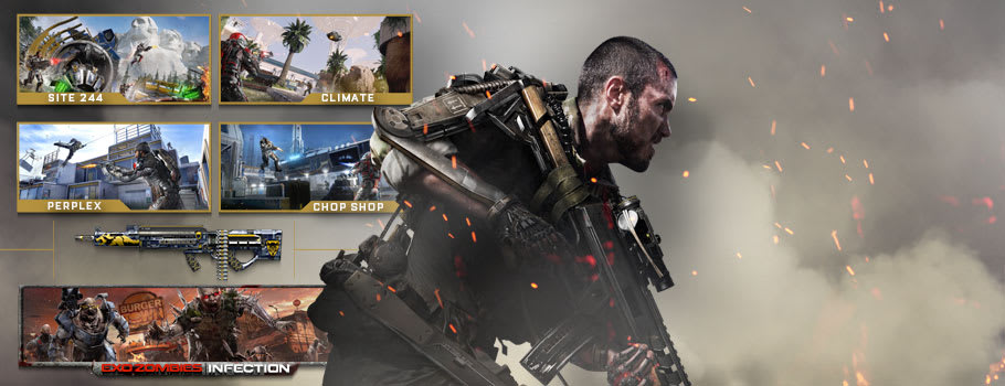Call of Duty: Advanced Warfare Ascendance - Download Now at GAME.co.uk!