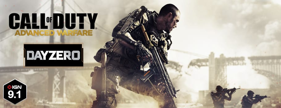 Call of Duty: Advanced Warfare - Preorder Now at GAME.co.uk!
