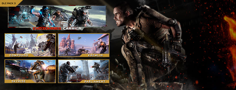 Call of Duty Advanced Warfare Supremacy on PSN - Download Now at GAME.co.uk!
