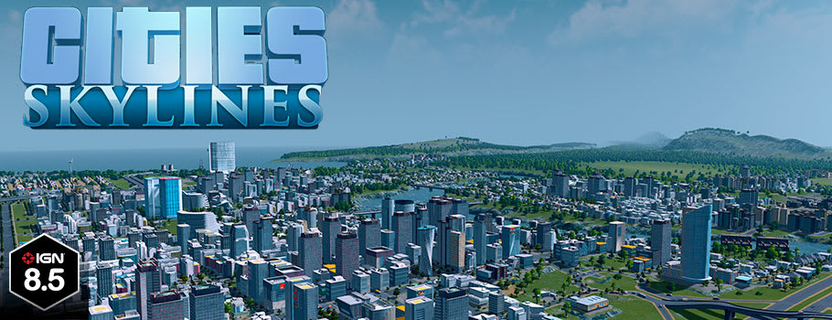 Cities Skylines for PC Download - Download Now at GAME.co.uk!