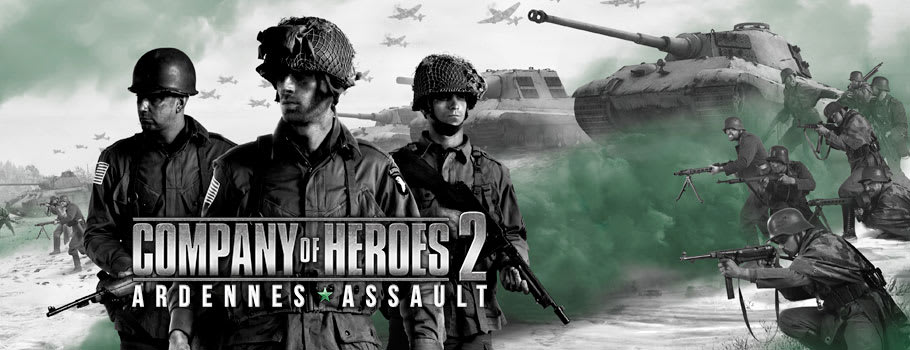 Company Heroes 2 Ardennes Assault for PC - Download Now at GAME.co.uk!
