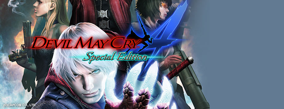Devil May Cry 4 for PC Download - Download Now at GAME.co.uk!