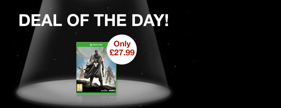 Deal of the Day - Save More Now at GAME.co.uk