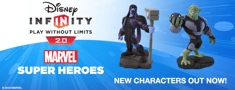 Disney Infinity 2.0 for Nintendo Wii U - Preorder Now at GAME.co.uk!