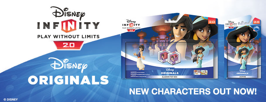 Disney Infinity 2.0 for Nintendo Wii U - Buy Now at GAME.co.uk!