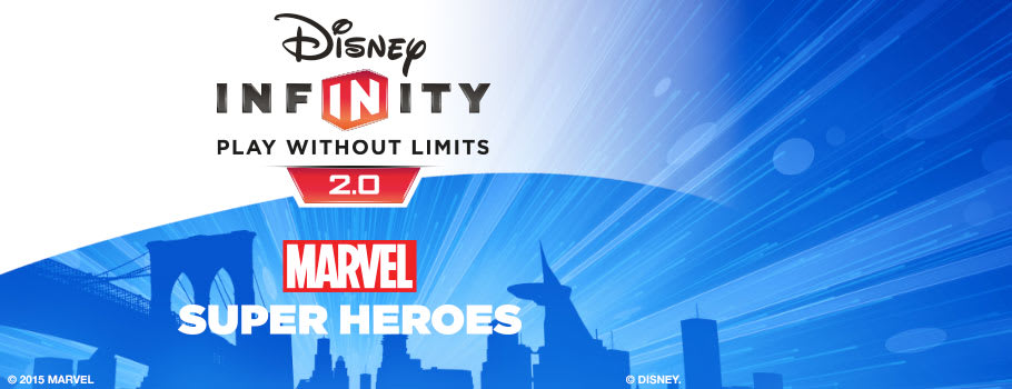 Disney Infinity Starter Pack for PlayStation VITA - Preorder Now at GAME.co.uk!
