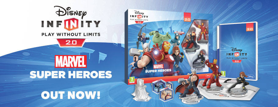 Disney Infinity 2.0 for Nintendo Wii U - Buy Now at GAME.co.uk!