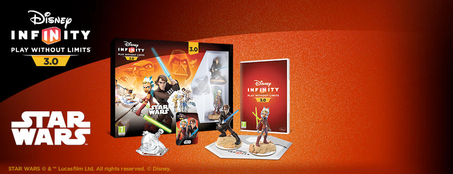Disney Infinity 3.0 for GAME Junior - Preorder Now at GAME.co.uk!