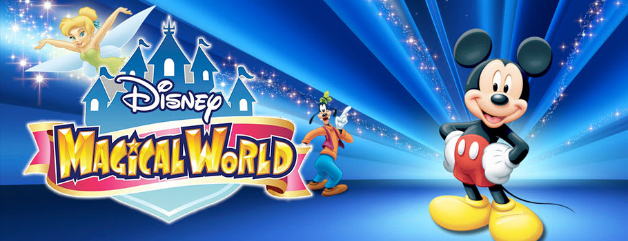 Disney Magical World for Nintendo eShop - Download Now at GAME.co.uk!
