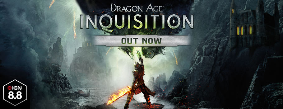 Dragon Age: Inquisition for PC Download - Out Now at GAME.co.uk!