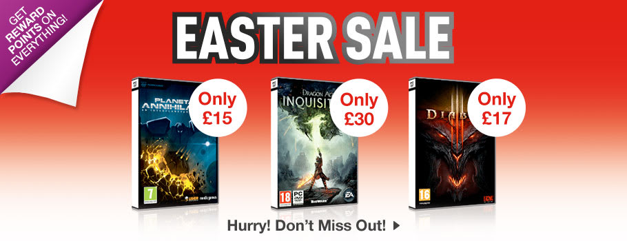 SALE for PC - Buy Now at GAME.co.uk!