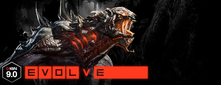 Evolve - Preorder Now at GAME.co.uk!