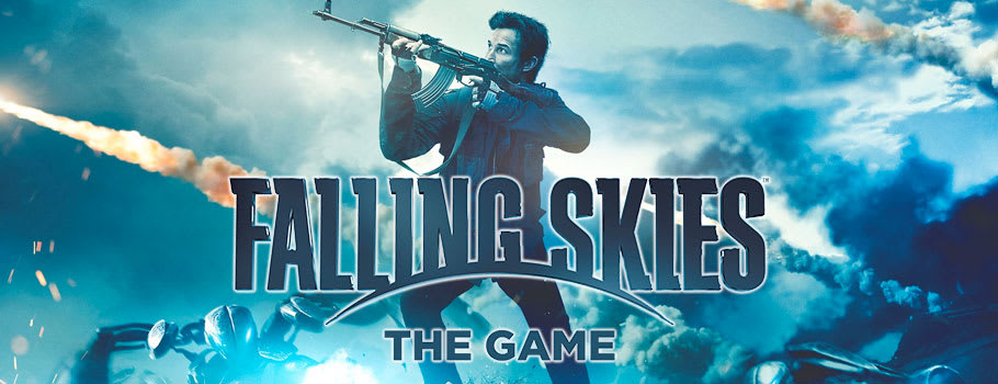 Falling Skies for Nintendo Wii U - Preorder Now at GAME.co.uk!