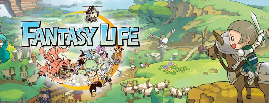 Fantasy Life for Nintendo eShop - Download Now at GAME.co.uk!