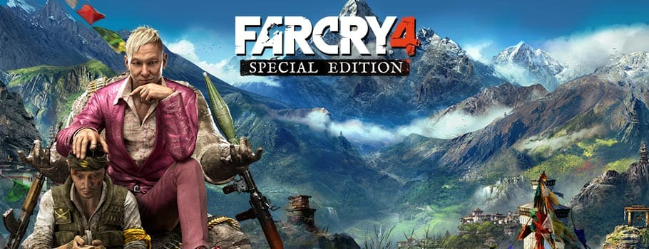 Far Cry 4 Special Edition - Buy Now at GAME.co.uk!