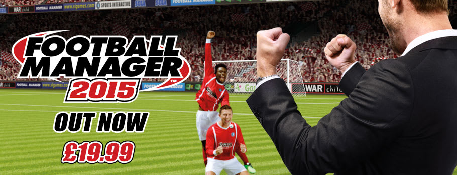 Football Manager 15 for PC - Buy Now at GAME.co.uk!