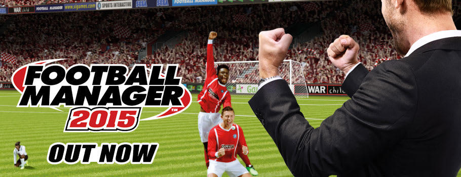 Football Manager 2015 - Preorder Now at GAME.co.uk