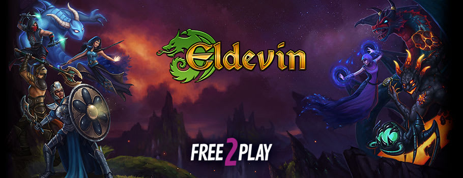 Eldevin  - Play Now at GAME.co.uk!