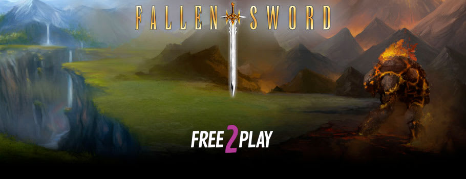 Fallen Sword - Play Now at GAME.co.uk!