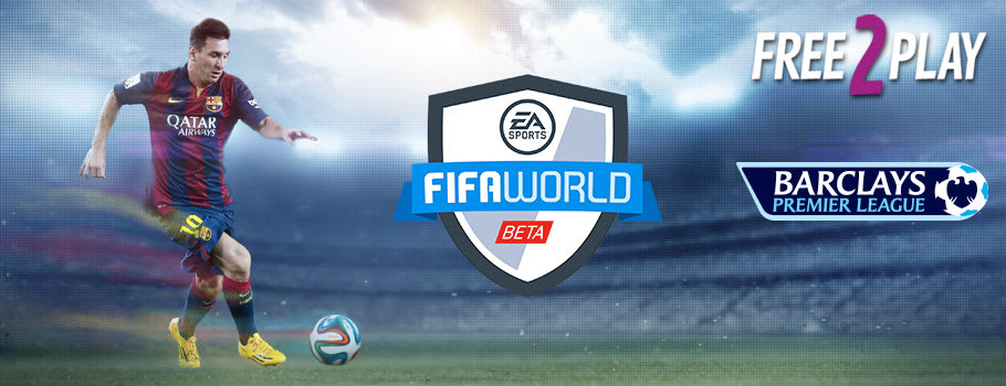 FIFA World - Play Now at GAME.co.uk