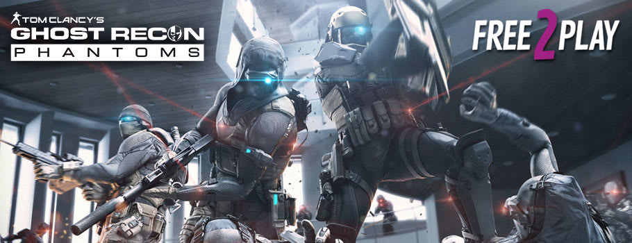 Ghost Recon - Play Now at GAME.co.uk