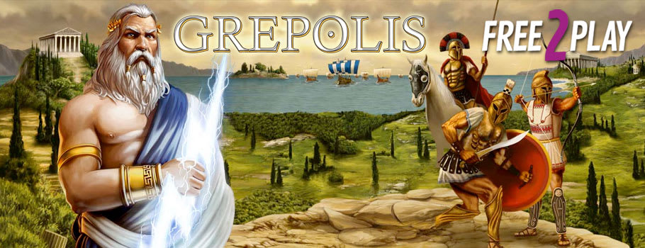 Grepolis - Play Now at GAME.co.uk!